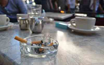 Thirdhand smoke lingers in the home long after smokers have quit.