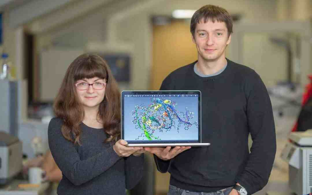 Computer taught to intuitively predict chemical properties of molecules