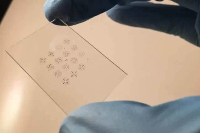New stamping technique creates printable electronics
