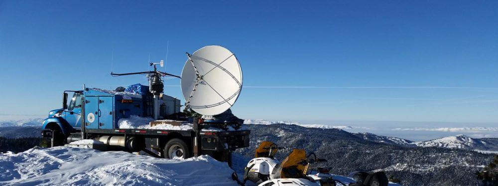 Cloud making aims to increase mountain snowfall, power generation