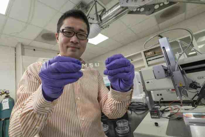 First stretchable integrated circuit made entirely via inkjet printer