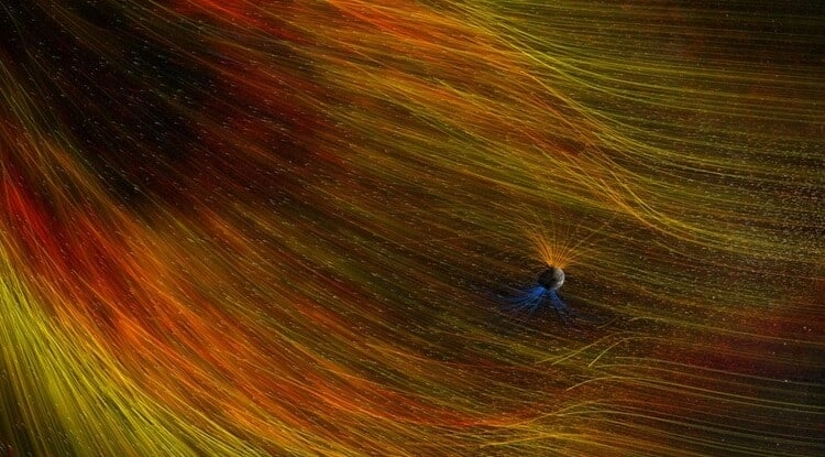 There's No Reason to Flip Over Earth's Magnetic Field