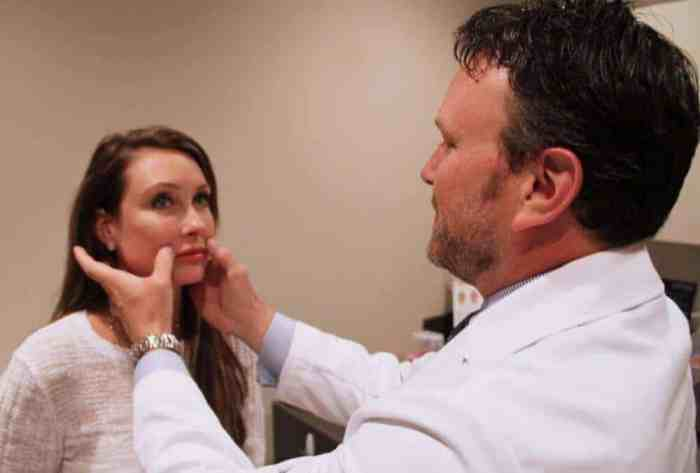 New plastic surgery statistics reveal focus on face and fat