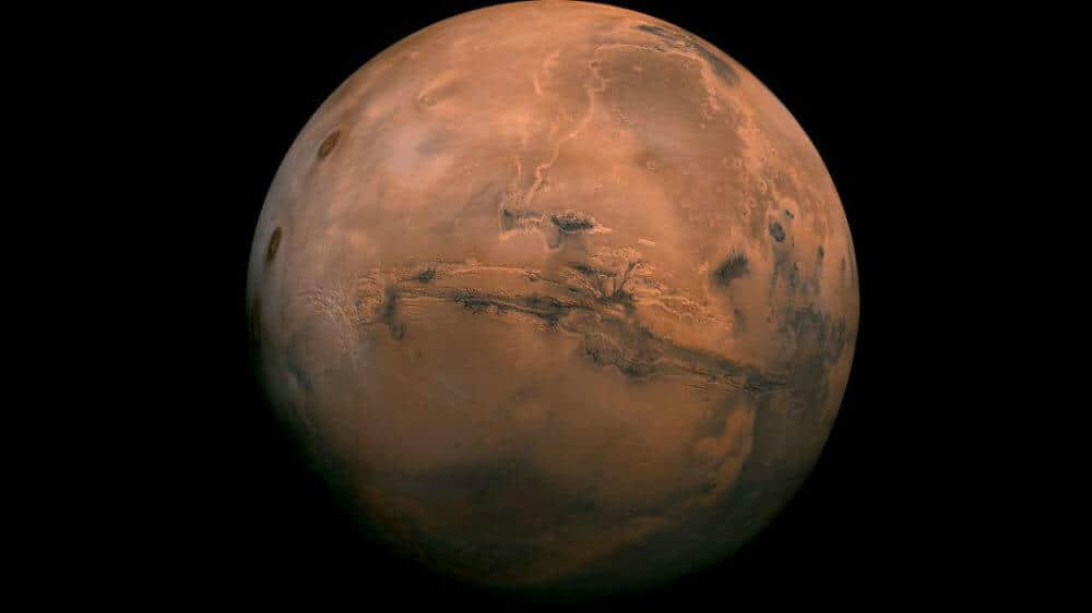 Scientists help NASA understand radiation risks for future trips to Mars