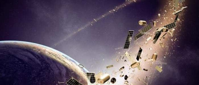 Space junk: The cluttered frontier