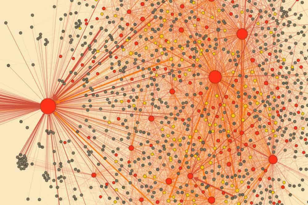 Social scientists reveal structure of AIDS denialist online communities
