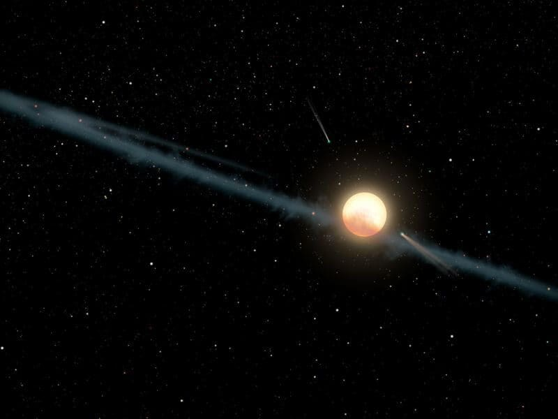 Alien megastructure not cause behind the 'most mysterious star in the universe'