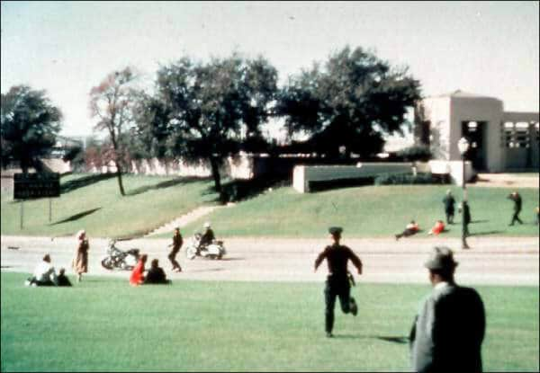 JFK was not shot from the grassy knoll, suggests new research