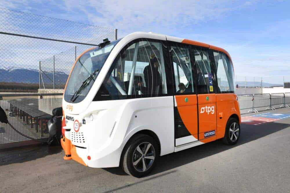 European cities soon to be ready for autonomous vehicles