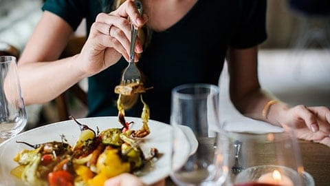 Having a meal activates the functioning of human brown fat