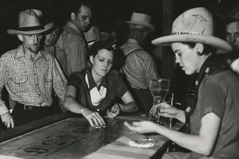 Finding the Women who Become Problem Gamblers