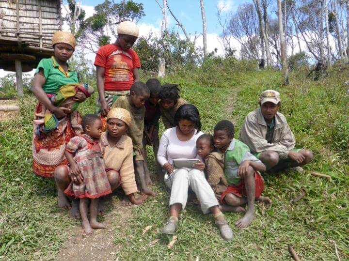 Poorest people are bearing the costs of tropical forest conservation