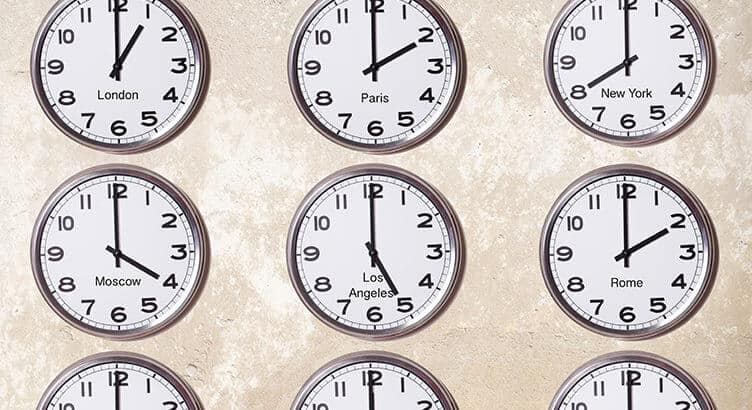 A tiny population of neurons can unlock the body's clock