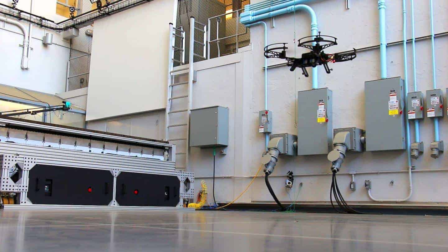 'Neural Lander' uses AI to land drones smoothly