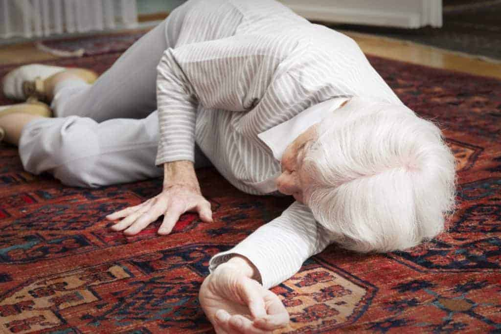 Common Antidepressants Increase Risk of Falls in Older Adults
