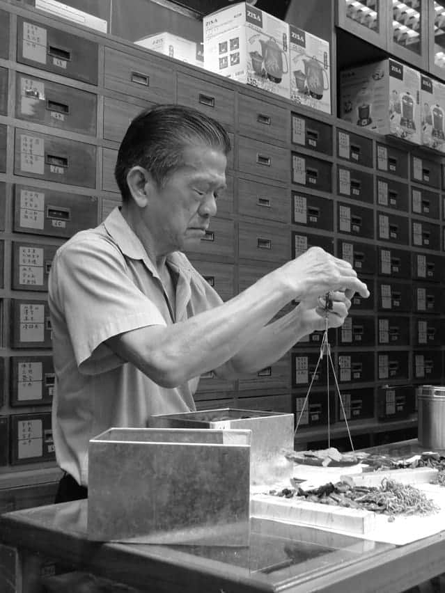 Incorporating Traditional Chinese Medicine (TCM) in modern day society: thoughts of a fellow molecular biologist