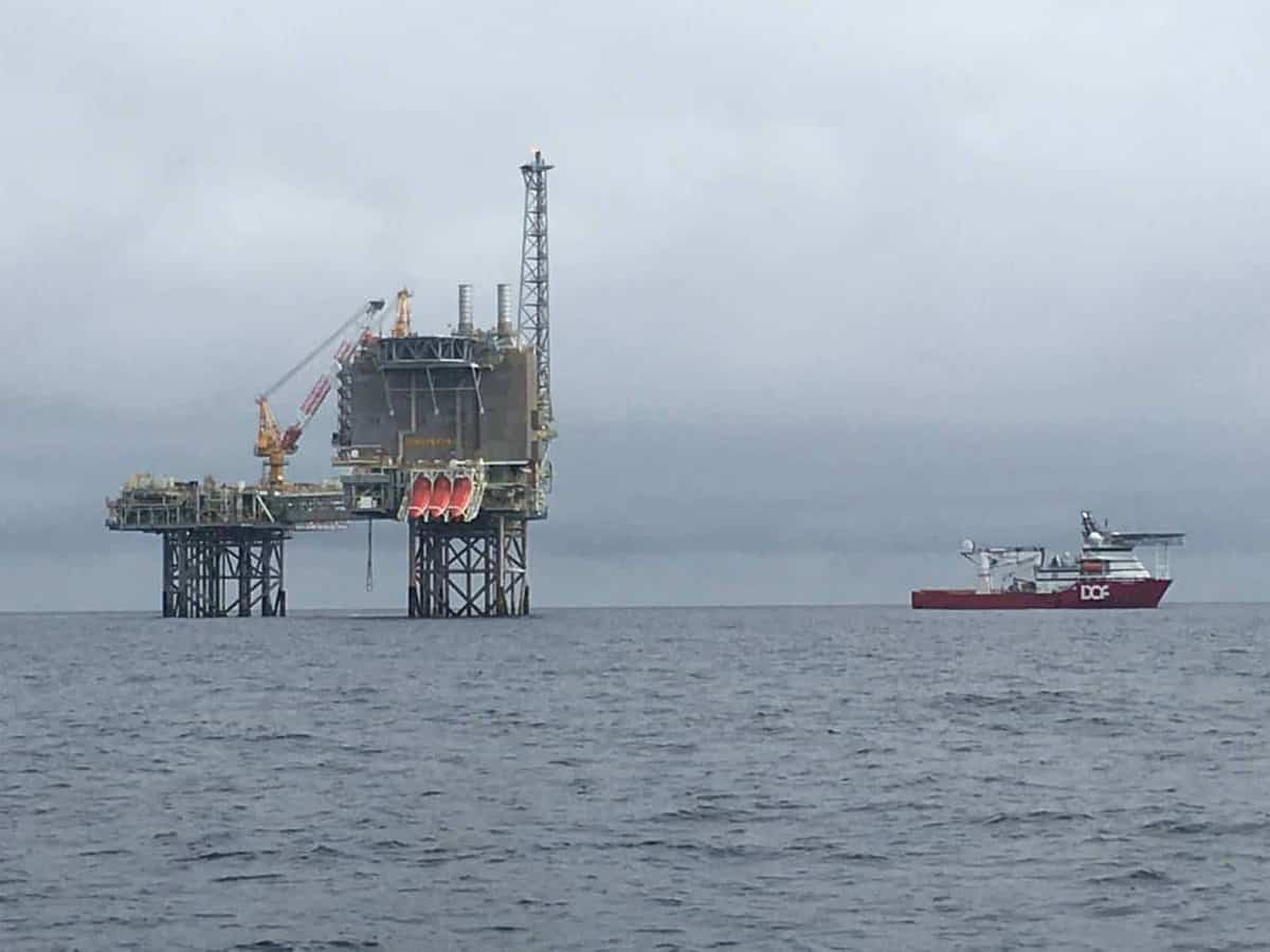 Offshore oil and gas rigs leak more greenhouse gas than expected
