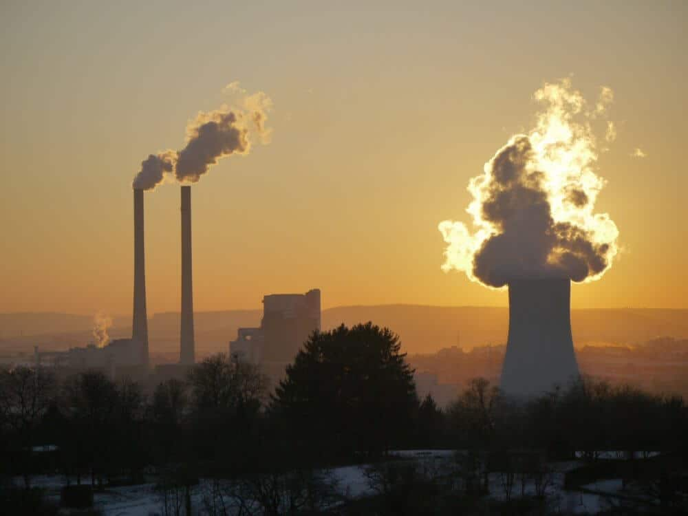 Water may be scarce for new power plants in Asia