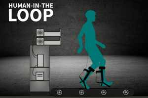 Ankle exoskeleton enables faster walking