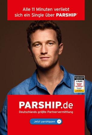 Name model parship werbung Chronik