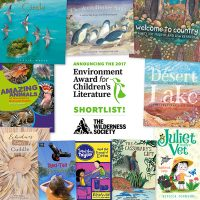 2017 Environment Award for Children's Literature Shortlist Announced