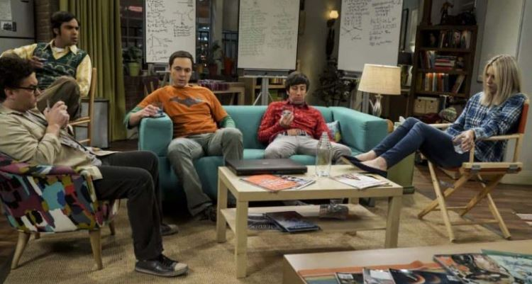 The Big Bang Theory The Retraction Reaction 1