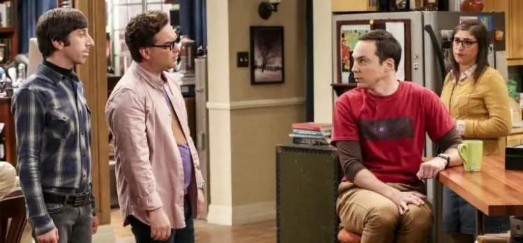 The Big Bang Theory bitcoin