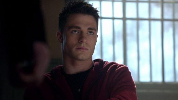 Colton Haynes Arrow