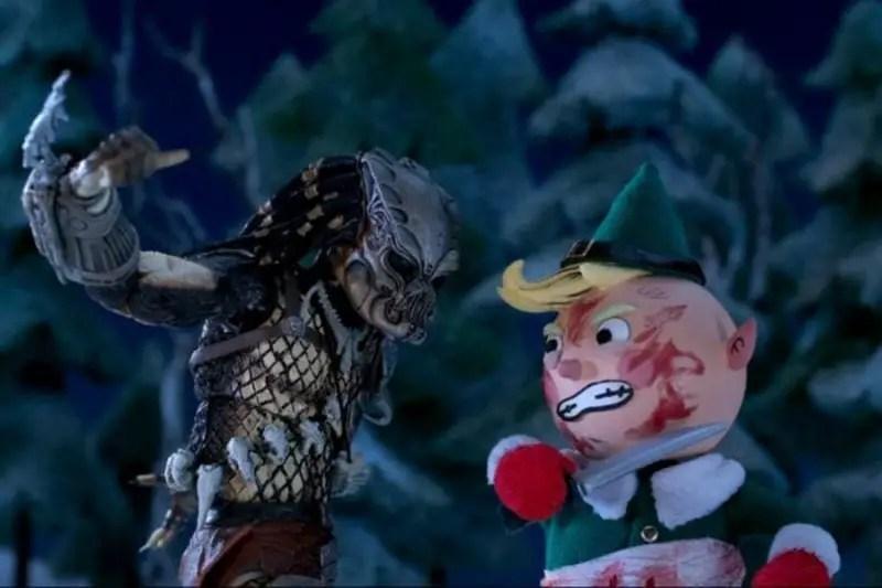 Predator Holiday Special