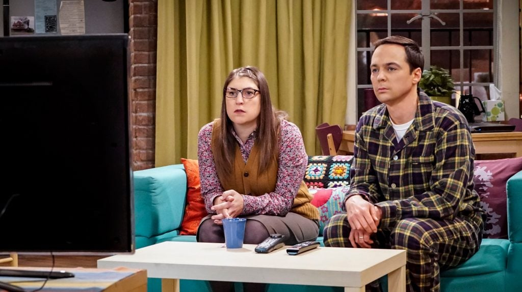 The Big Bang Theory The VCR Illumination