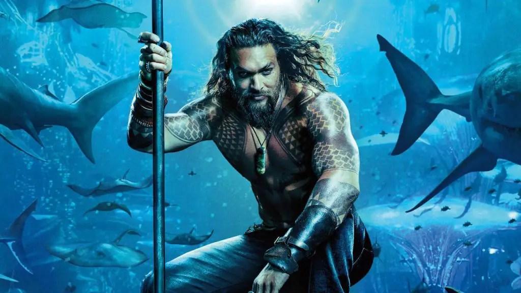 Warner Bros Releases A School Of Aquaman Clips