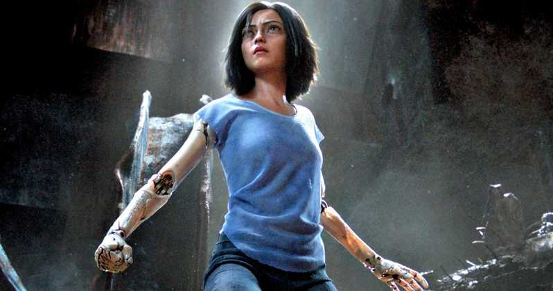 Alita: Battle Angel' Clip