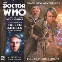 Review: Doctor Who: Big Finish: Classic Doctors New Monsters 1.1: Fallen Angels