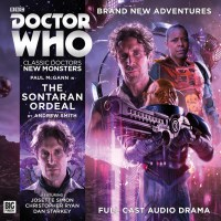 Review: Doctor Who: Big Finish: Classic Doctors New Monsters 1.4: The Sontaran Ordeal