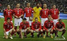 National team 2010