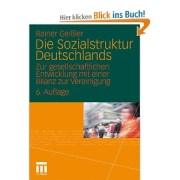 Geissler Sozialstruktur