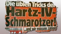 Hartz IV Schmarotzer