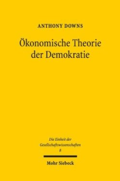 Downs economic theory democracy