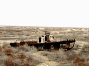desolate spot