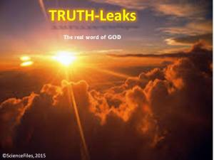 Truth leaks
