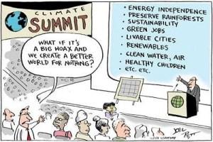 Big hoax climate