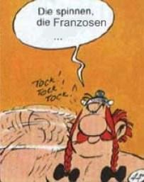 Obelix spinnen