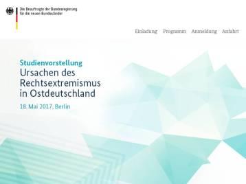BMWi_Ursachen Rechtsextremismus