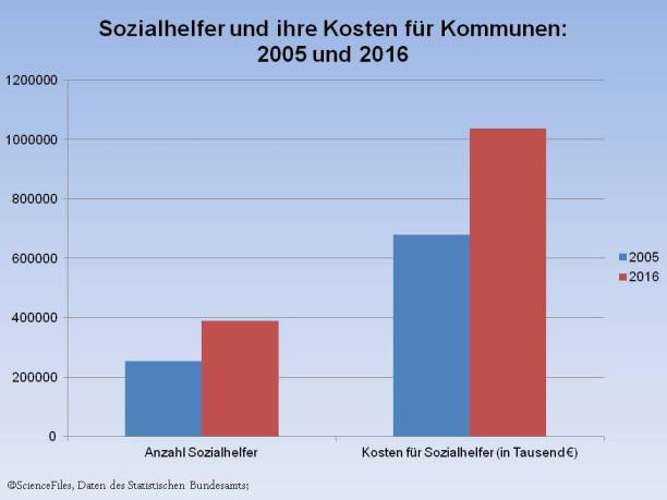 Sozialhelfer Kosten
