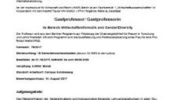 Warnung Für Männliche Akademiker Genderbetrug An Der Fu Berlin