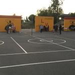 Activity Stations at Linda Vista