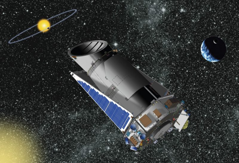 NASA Kepler Telescope