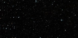 hubble image field of the universe