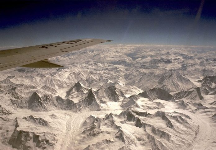 Study finds Himalayan glaciers releasing decades old pollutants
