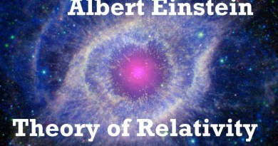 Einstein Theory of Relativity
